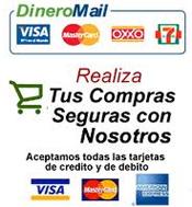 Pagos seguros con dineromail